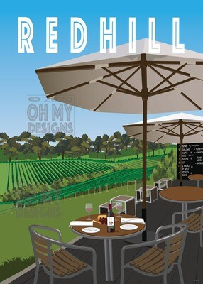 NEWEST! Red Hill (Foxeys Hangout)
