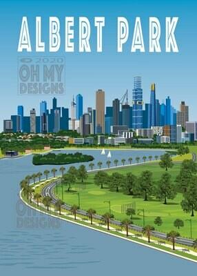 NEWEST! Melbourne - Albert Park