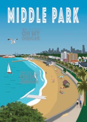NEWEST! Melbourne - Middle Park