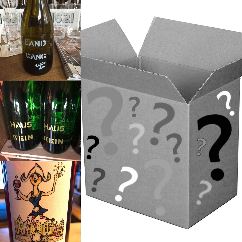 Überraschungspaket Wein