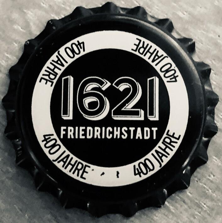 1621 Kronenkorken-Magnet