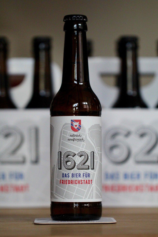1621 Das Bier für Friedrichstadt 0,33l