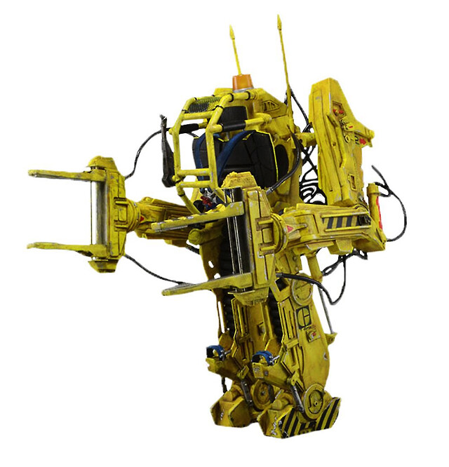 ALIENS Deluxe Power Loader Vehicle P-5000