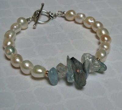 Diana Sterling Bracelet