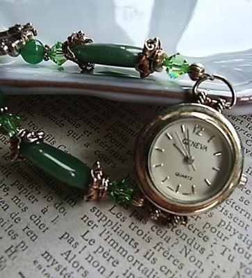 Aubrey Bracelet Watch