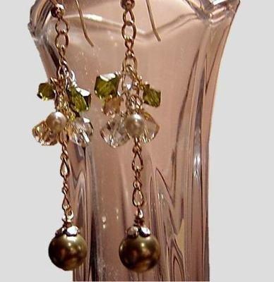 Soiree' Sterling Earrings