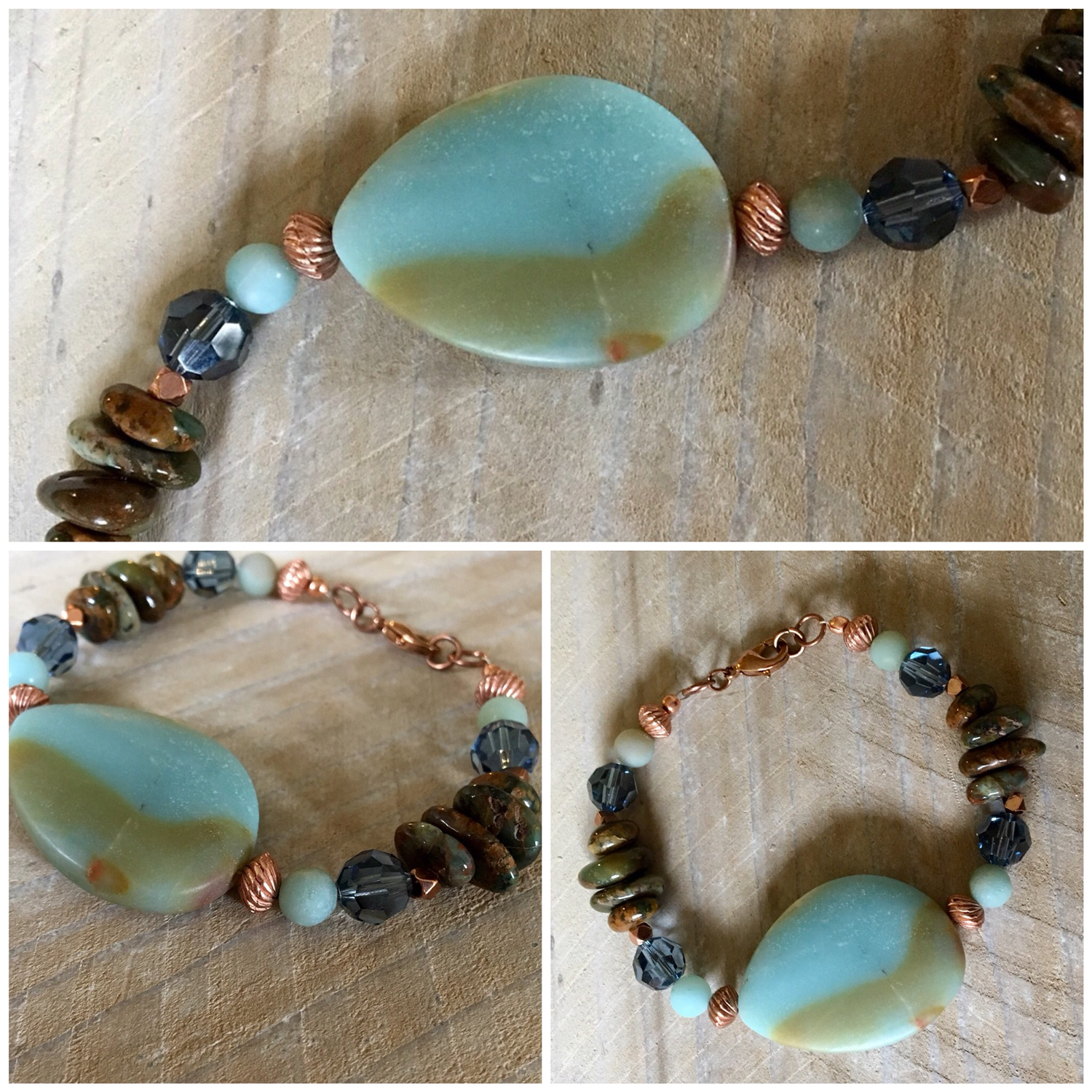Special Order Bracelet for Christine A. ($36 before discount)