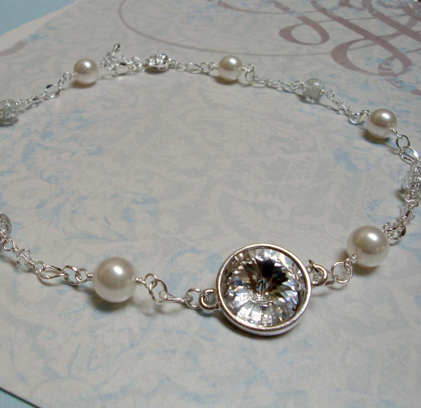 Calypso Bridal Necklace