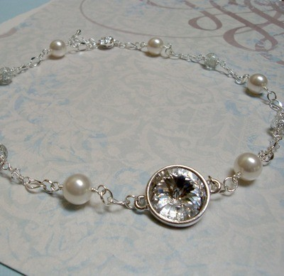 Calypso Bridal Necklace
