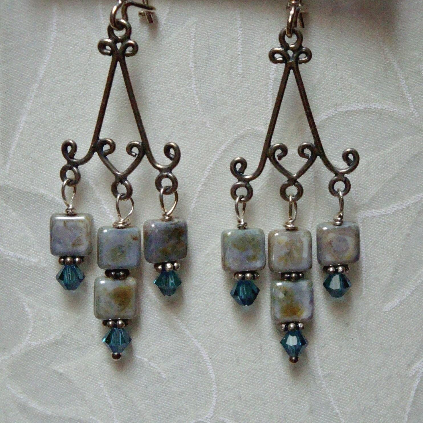 Chateau Sterling Earrings