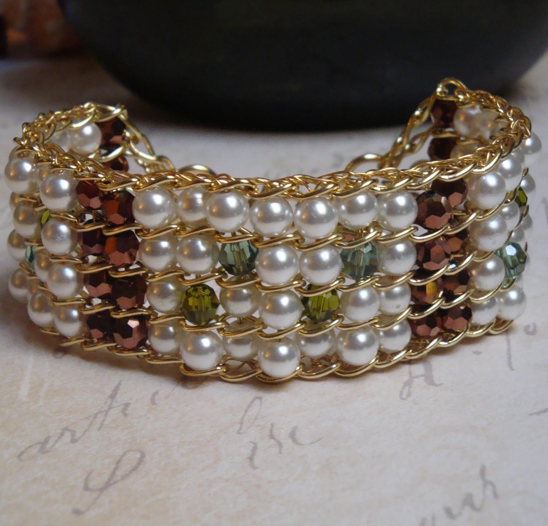 Clancy Cuff Bracelet