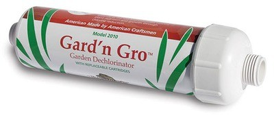 Gard'n Gro Dechlorinating Garden Filter