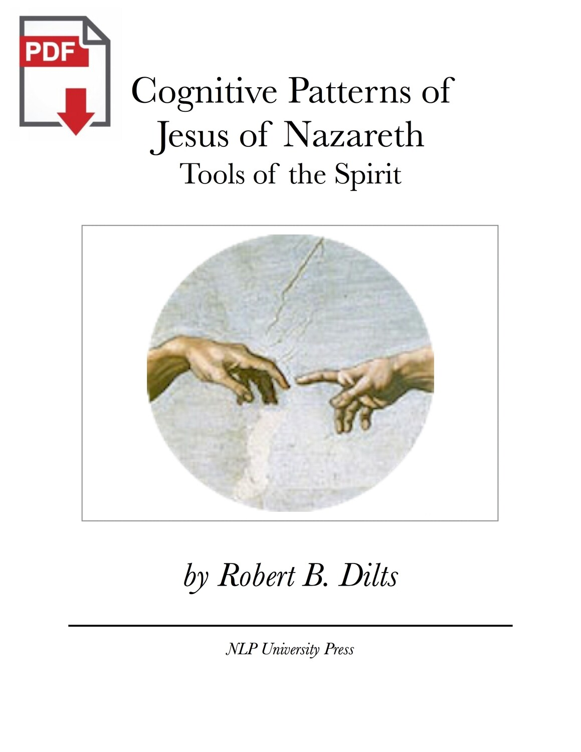 Cognitive Patterns of Jesus of Nazareth: Tools of the Spirit [PDF]