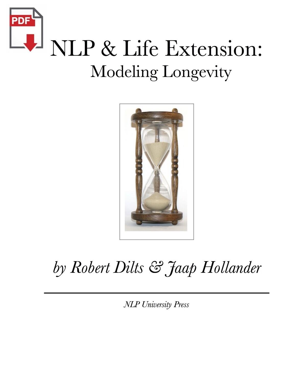 NLP & Life Extension: Modeling Longevity [PDF]