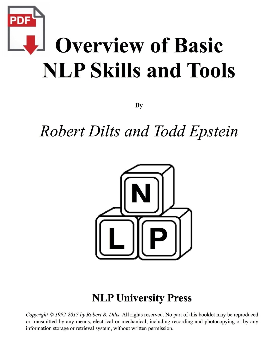 Overview of Basic NLP Skills and Tools [PDF]