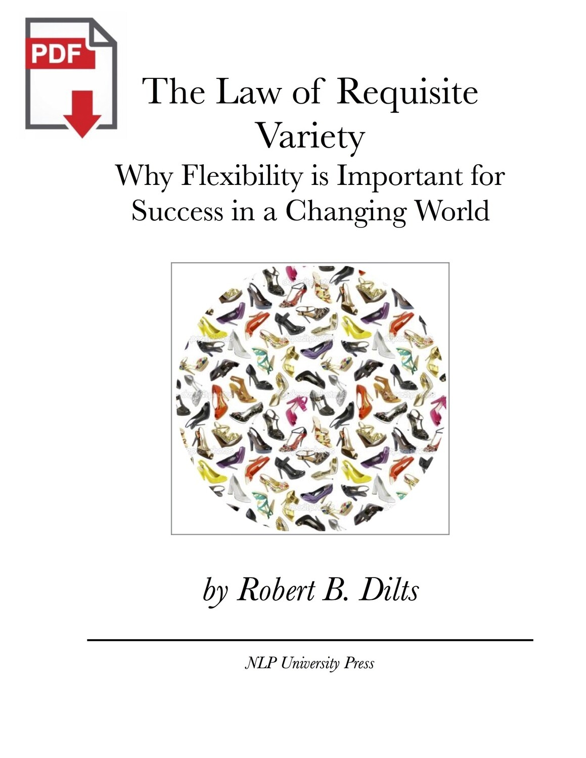 The Law of Requisite Variety: Why Flexibility is Important for Success in a Changing World [PDF]