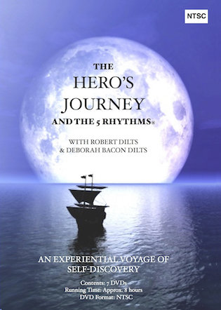 The Hero's Journey and the 5 Rhythms DVD