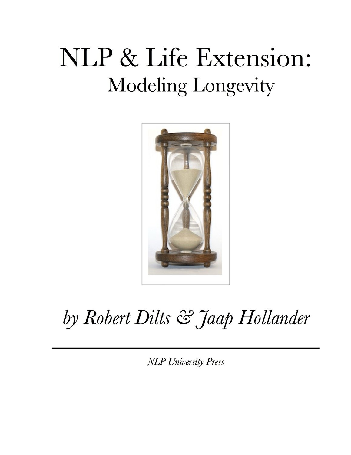 NLP & Life Extension: Modeling Longevity [Booklet]