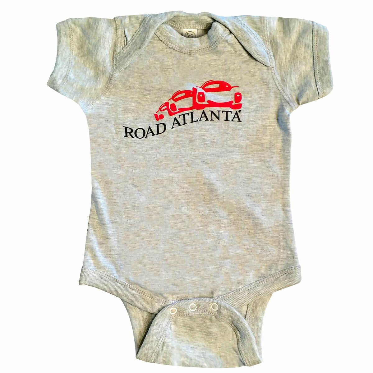 RA Vintage Infant Onesie - Grey