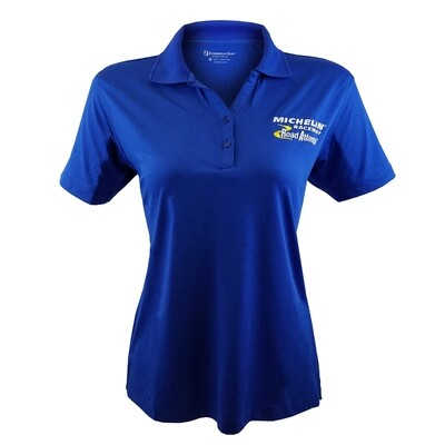 MRRA Ladies Polo - Royal Blue