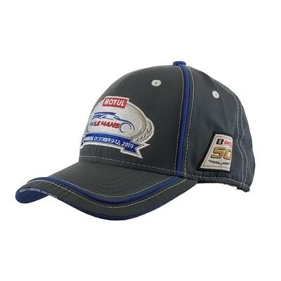 2019 Motul Petit Le Mans Hat - Charcoal/Royal