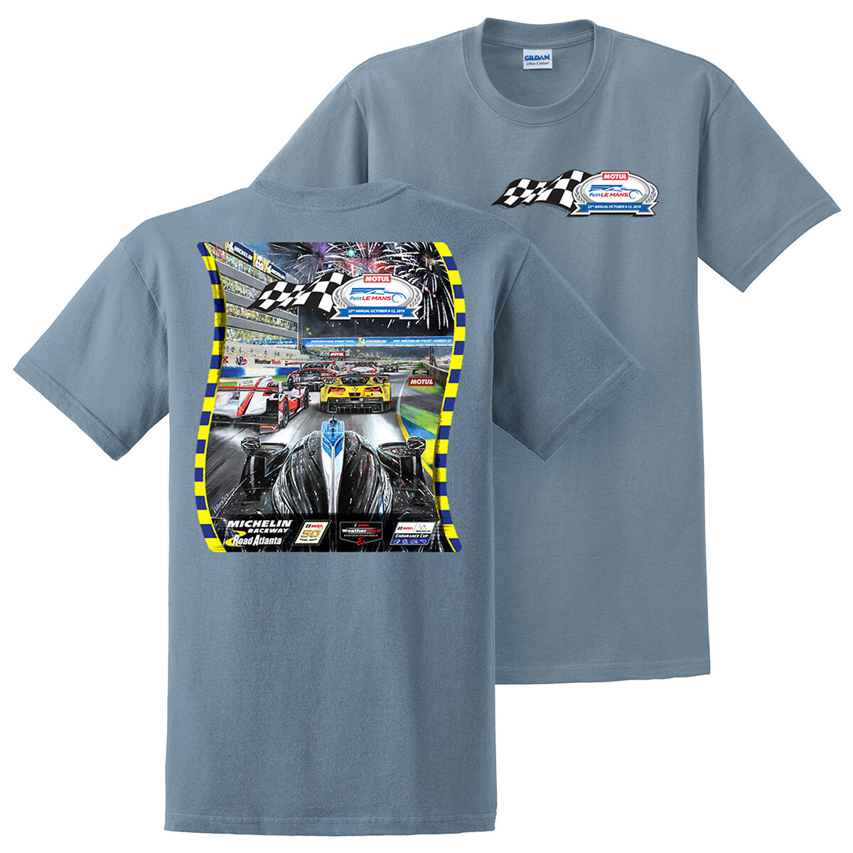 2019 MPLM Poster T-Stone Blue