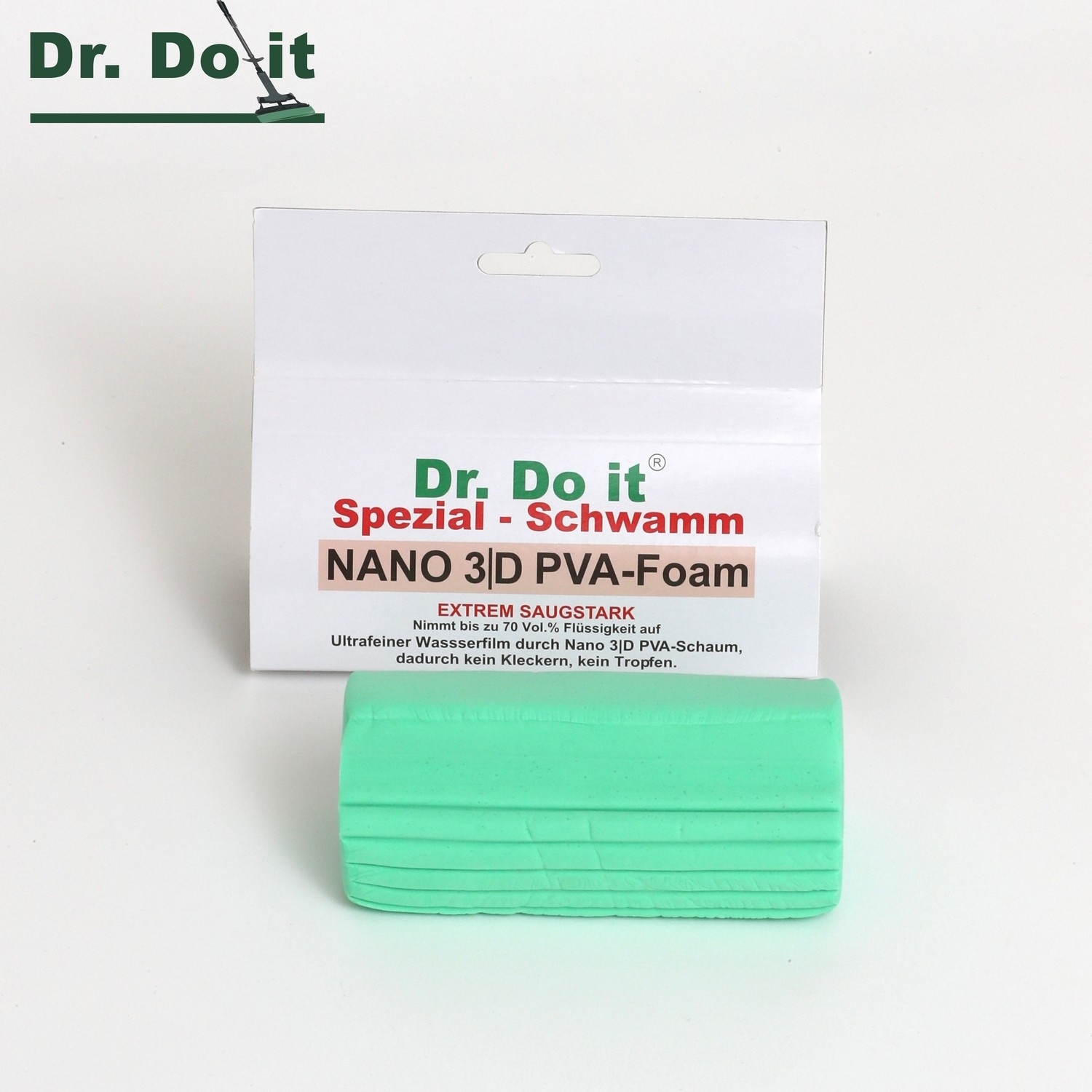 Dr. Do It Nano 3D Spezial-Schwamm