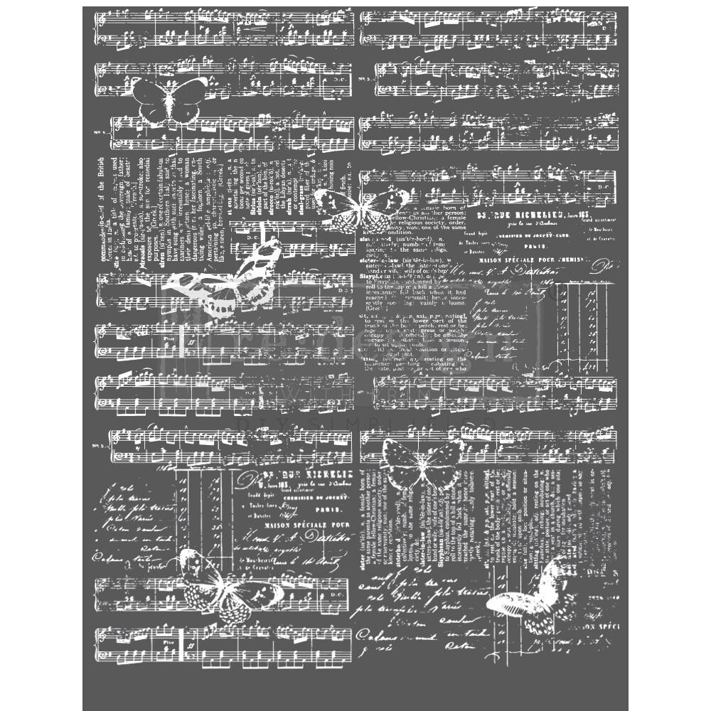 MUSIC & THE BUTTERFLIES #640811