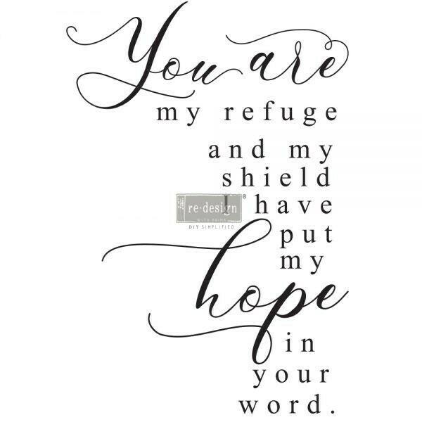 MY REFUGE-HOPE #645069