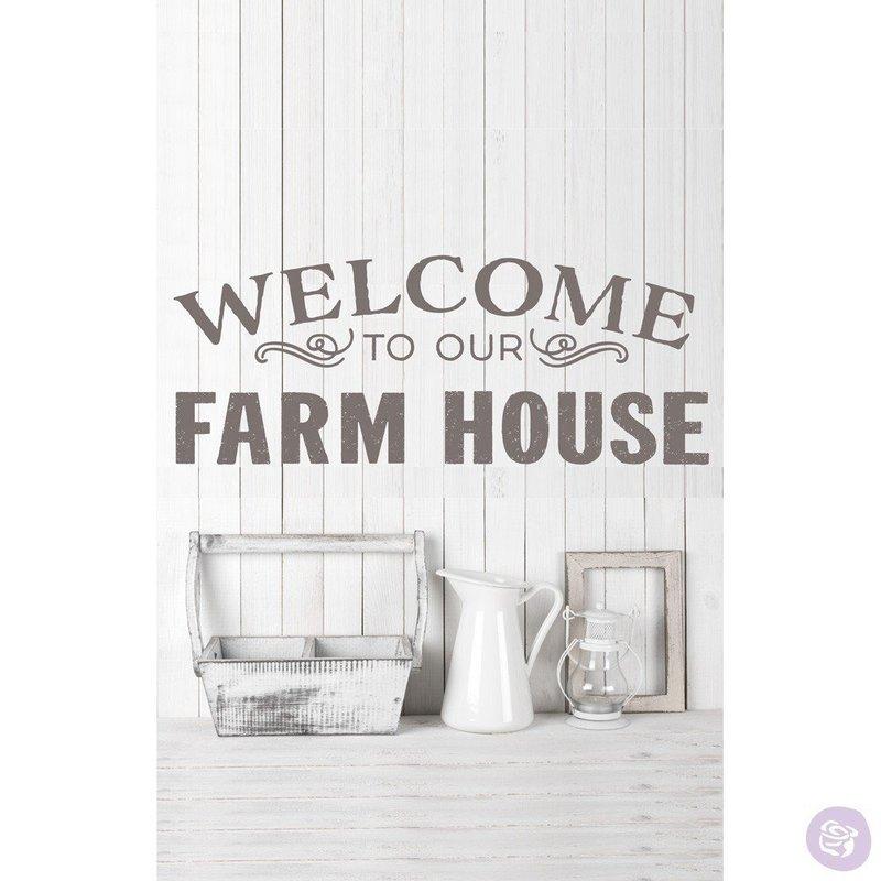 OUR FARM HOUSE