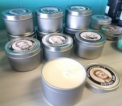 WISE OWL CANDLES SCENTS