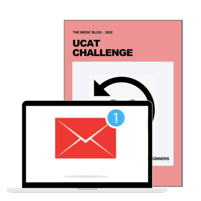 30-Day UCAT Challenge (Email Series)