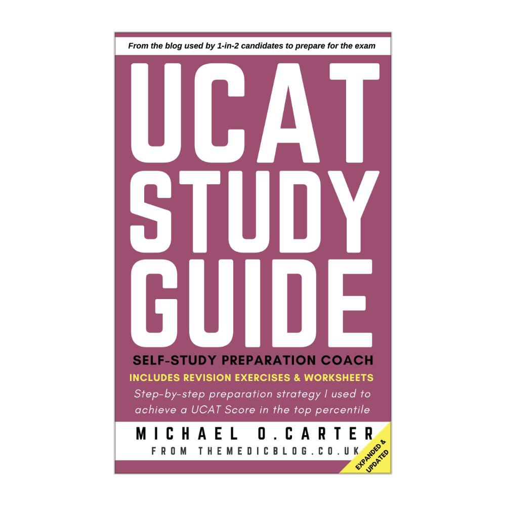 UCAT Study Guide: Self-Study Preparation Coach