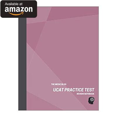 UCAT Practice Test: Review Notebook