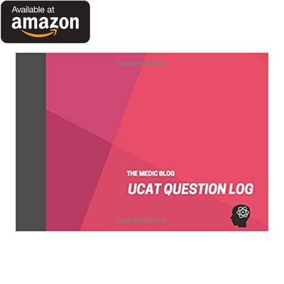UCAT Question Log book
