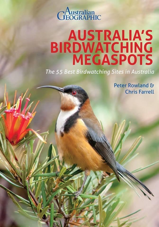 Australia's Birdwatching Megaspots (Australian Geographic)