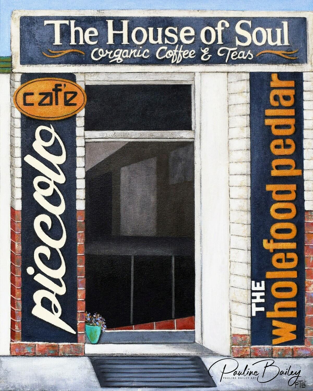 Greeting card - House of Soul, Yarragon