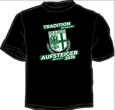 Aufstiegs T-Shirt 2019!