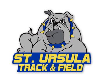 Decal - 6 x 7 - Track & Field
