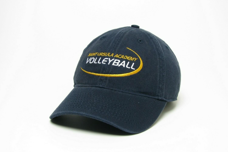 Hat - Navy - Volleyball Swoosh