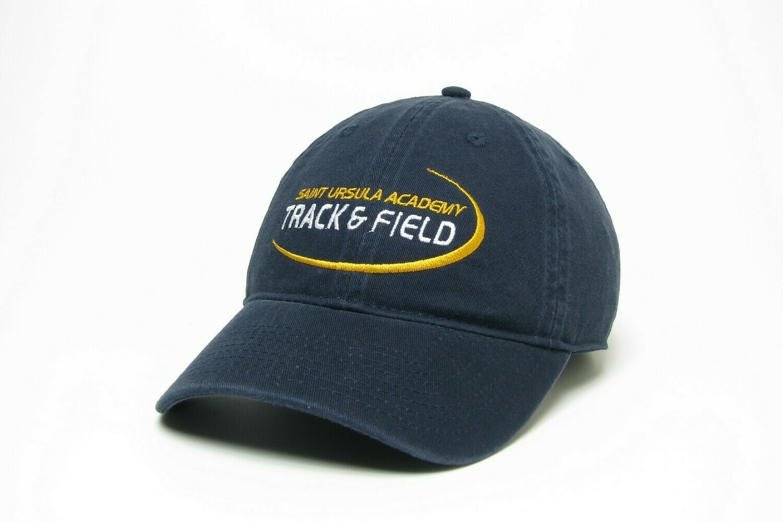 Hat - Navy - Track & Field Swoosh