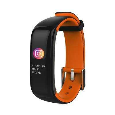 P1 Plus Fitness Smartwatch