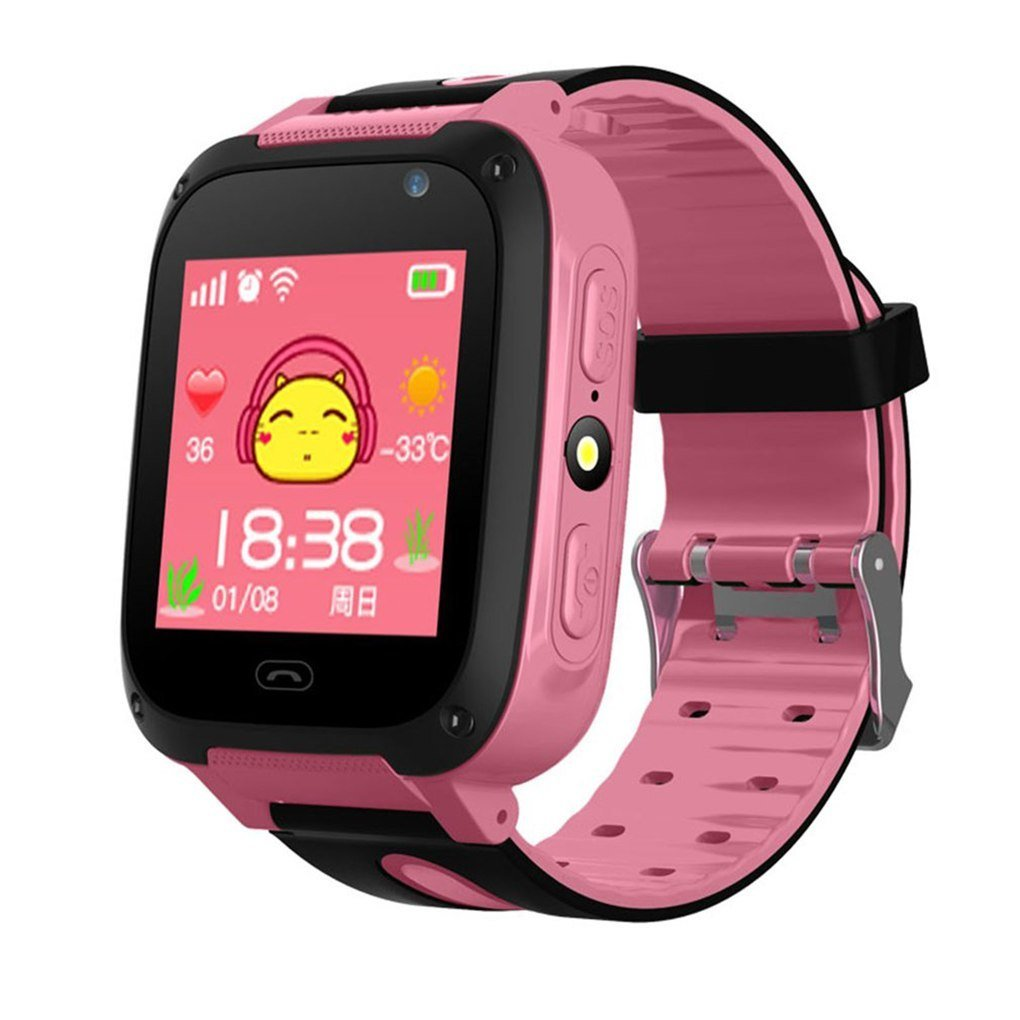 Anti Lost Children Smart Watch