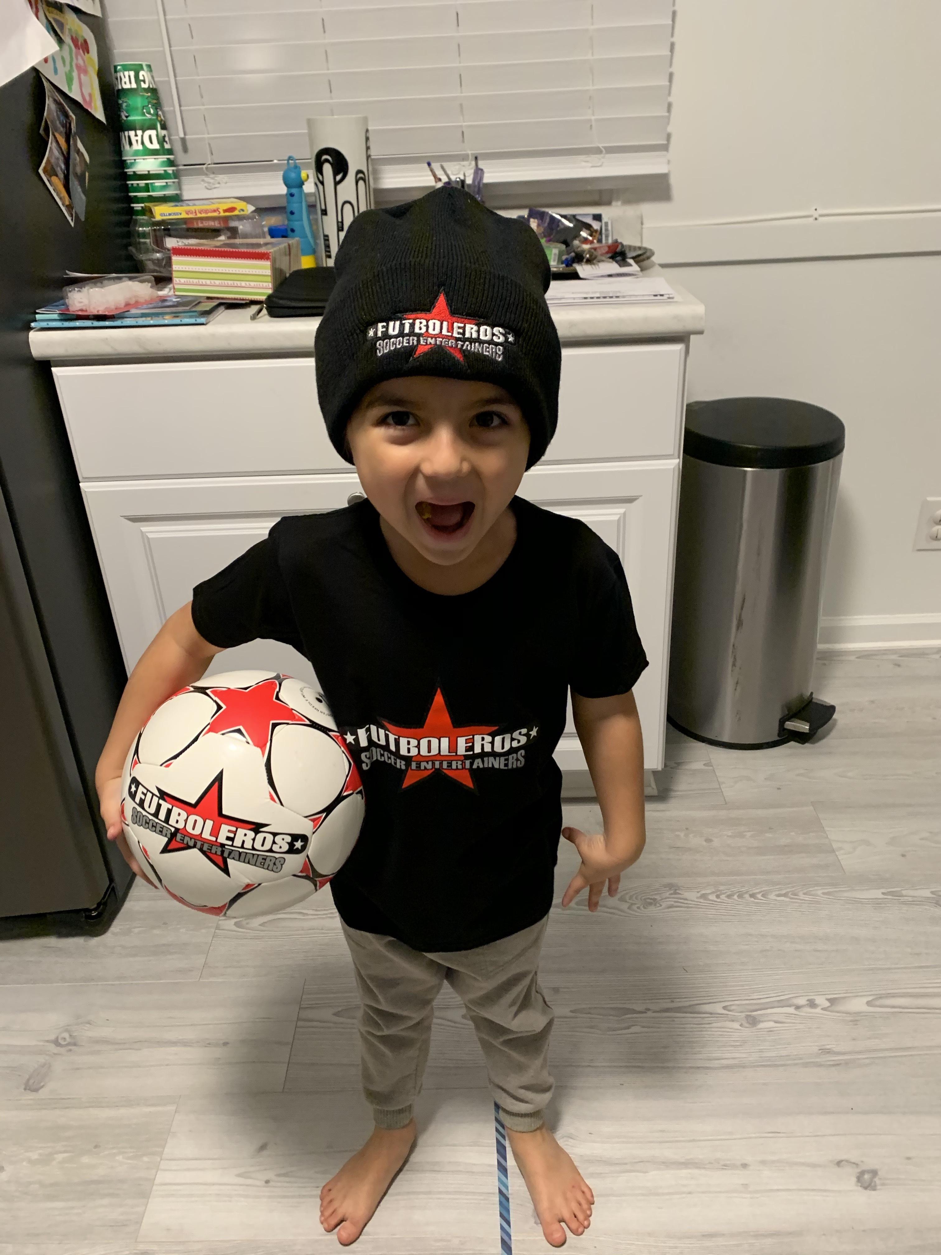 Futboleros Official Beanie Hat