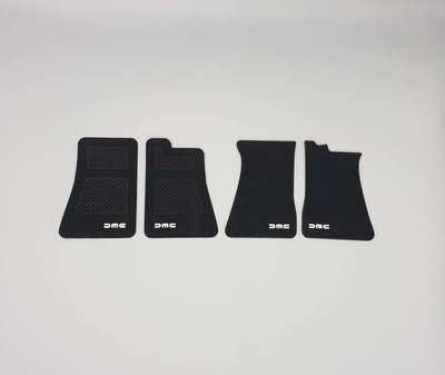 Delorean 1:8 scale Car Mats