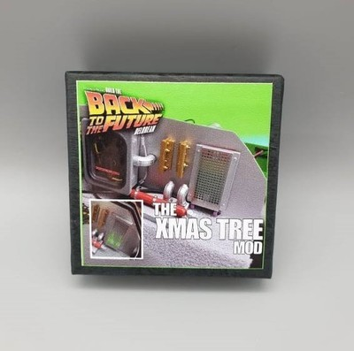Delorean 1:8 scale Tree/SID