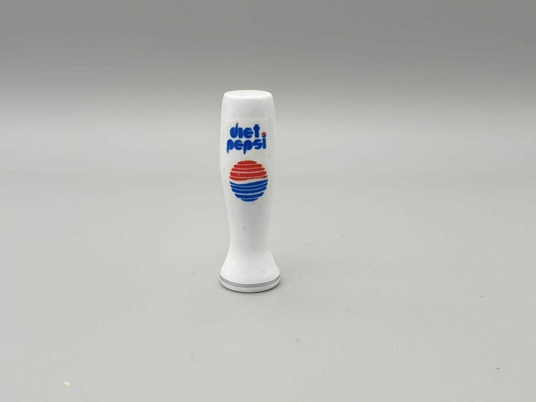 DeLorean 1:8 scale Diet Pepsi