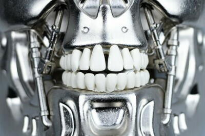 Terminator T800 1/2 Scale Replacement Teeth