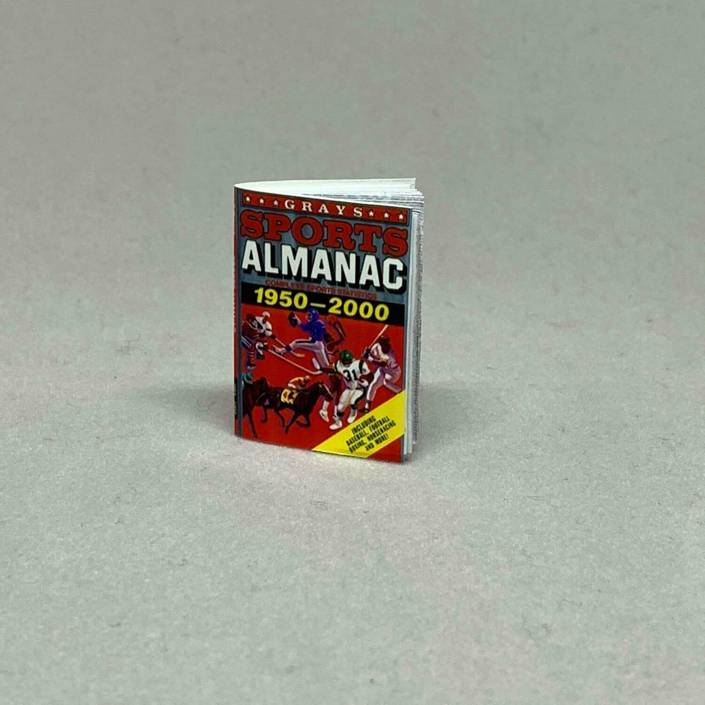 Delorean 1:8 scale Sports Almanac & Receipt