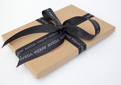 Voucher Gift Box & Ribbon